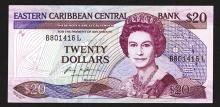 East Caribbean Central Bank