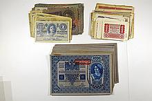 Oesterreichisch-Ungarische Bank, Oesterreichische Nationalbank and others selection.