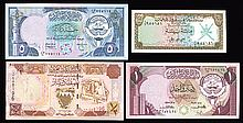 Bahrain Monetary Agency; Central Bank of Kuwait; Sultanate of Muscat and Oman.