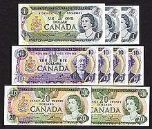 Bank of Canada. 1970s Group.