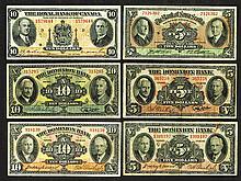 Dominion Bank, Royal Bank of Canada and Bank of Nova Scotia