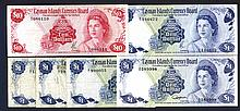 Cayman Islands Currency Board, 1971, 1974 Currency Law.