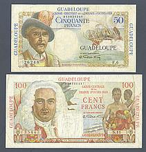 Caisse Centrale de la France d'Outre-Mer. 1947 Issue.