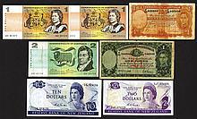Commonwealth of Australia; Reserve Bank of New Zealand.