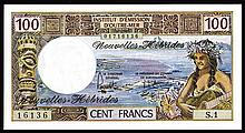 Institut d'Emission d'Outre-Mer. 1975 ND Issue.
