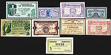 Civil War era local notes. 1937.