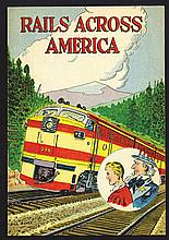 Rails Across America. 1968.