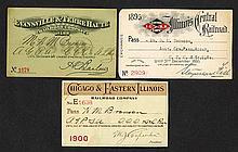 Illinois & Indiana railroad group.