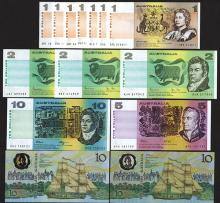 Reserve Bank of Australia. 1974-1988 Issues.
