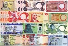 Federal Republic and Central Bank of Nigeria issues.