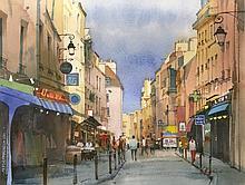 Latin Quartier Paris