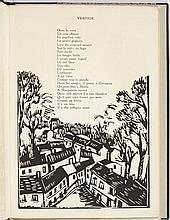 Maurice de VLAMINCK  COMMUNICATIONS. POEMES & BOIS GRAVES