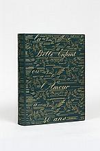 Eugène MONTFORT - Raoul DUFY  LA BELLE ENFANT OU L'AMOUR A QUARANTE ANS