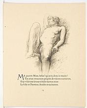 Charles BAUDELAIRE - Charles DESPIAU  POEMES
