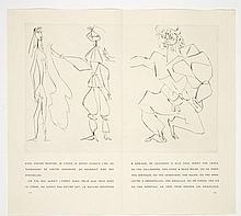 Adrien de MONTLUC - Pablo PICASSO  LA MAIGRE
