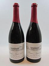 2 bouteilles BONNES MARES 2003 Grand Cru