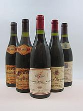8 bouteilles 3 bts : CORTON 1999 Grand Cru. Hautes Mourottes. Domaine Ravault