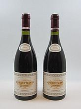 2 bouteilles BONNES MARES 2006 Grand Cru