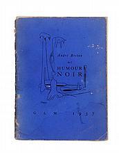 André BRETON  DE L'HUMOUR NOIR