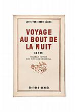 Louis-Fedinand CELINE [GEN-PAUL]  VOYAGE AU BOUT DE LA NUIT