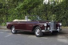 1962 Bentley Continental S2 cabriolet Park Ward