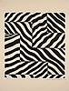 Sonia DELAUNAY 1885 - 1979 NOIR ET BLANC - 1969, Sonia Delaunay, €600
