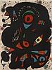¤ Joan MIRO 1893 - 1983 STRINGBERG MAPPE - 1976