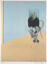 Francis BACON (1909-1992) STUDY FOR A SELFPORTRAIT, 1984