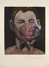 Francis BACON (1909-1992) PETER BAER I, 1976