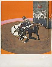 Francis BACON (1909-1992) STUDY FOR A BULLFIGHT, 1971