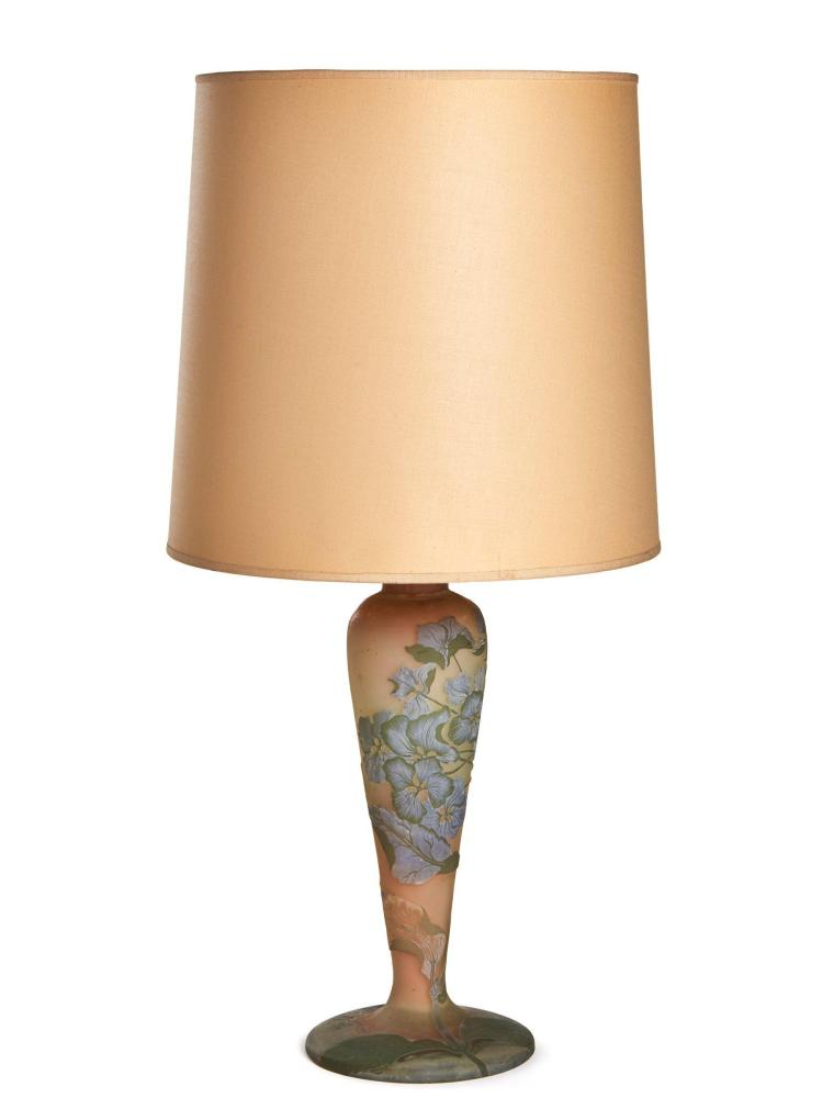 GALLÉ Pied de lampe