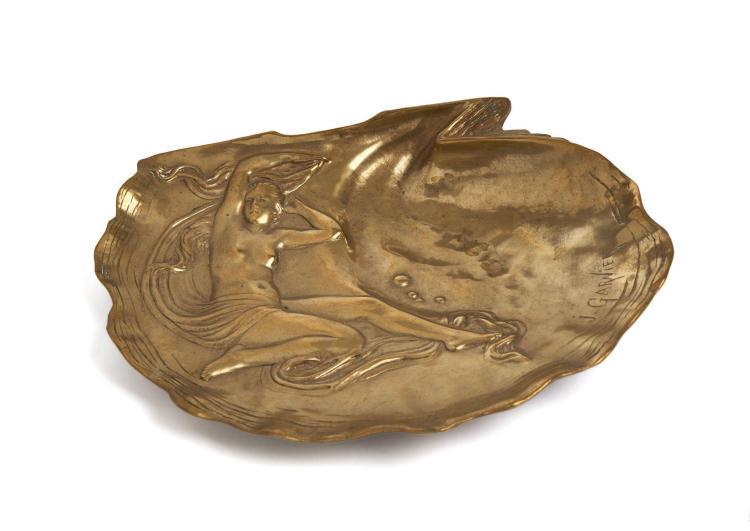 Jean GARNIER (1820-1895) Vide-poches