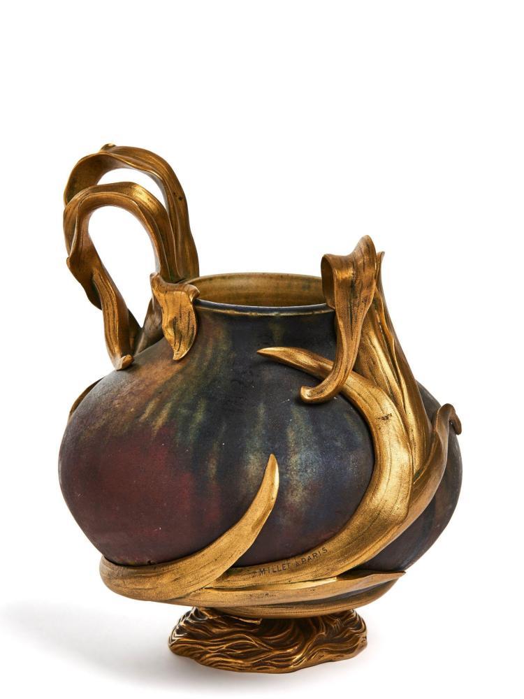 MILLET - PARIS Vase