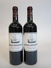 11 bouteilles CHÂTEAU BEYCHEVELLE 2007 4è GC Saint Julien
