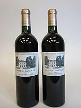 12 bouteilles CHÂTEAU DASSAULT 2006 GCC Saint Emilion
