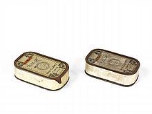 ARMAN (1928-2005) INVITATION FULL-UP (LE PLEIN) - 1960 Accumulation de déchets dans boîte de sardines