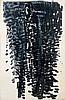 Olivier DEBRE (1920-1999) SANS TITRE - 1951 Gouache et encre de Chine sur papier