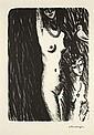 Kees VAN DONGEN (1877 - 1968) TORSO, circa 1924-1925