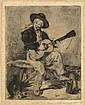 Edouard MANET (1832 - 1883) LOS GITANOS, 1862