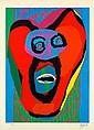 Karel APPEL (1921 - 2006) SANS TITRE, 1979