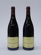 12 bouteilles 10 bts : SAINT NICOLAS DE BOURGUEIL 2000