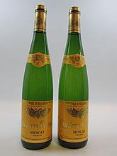 12 bouteilles ALSACE MUSCAT 2011 Reserve