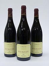 6 bouteilles BOURGUEIL 2000