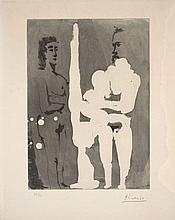 Pablo PICASSO (1881 - 1973) 8 FEVRIER 1964 - 1965