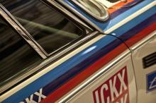 Manolo CHRETIEN (Né en 1966)  BMW 30 CSL - 1973