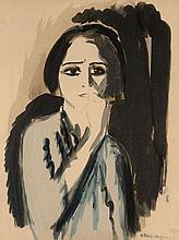 Kees VAN DONGEN 1877 - 1968 PORTRAITS DE FEMMES - 1925