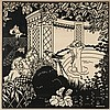 Jean-Emile LABOUREUR 1877 - 1943 SUZANNE AU BAIN - 1913
