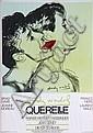 QUERELLE  Affiche originale du film