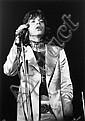 ROGER PICARD  Mick Jagger