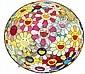 ¤ Takashi MURAKAMI (né en 1962) Flowerball Margaret, 2008